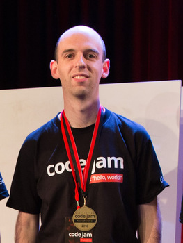 Distributed Code Jam finals 2016 (Copyright Google)